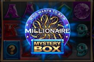 Millionaire Mystery Box Slot
