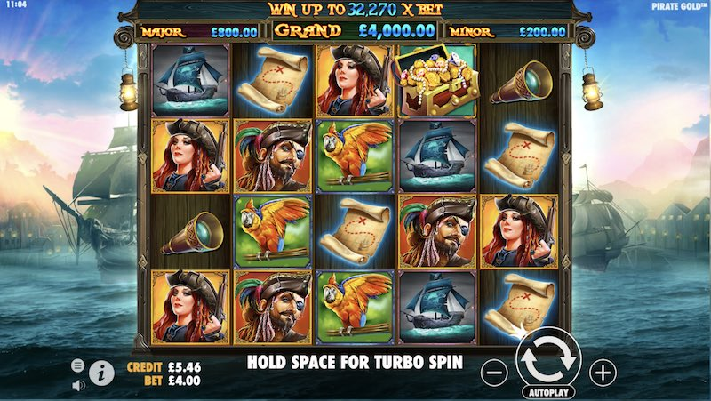 Play Pirates Gold