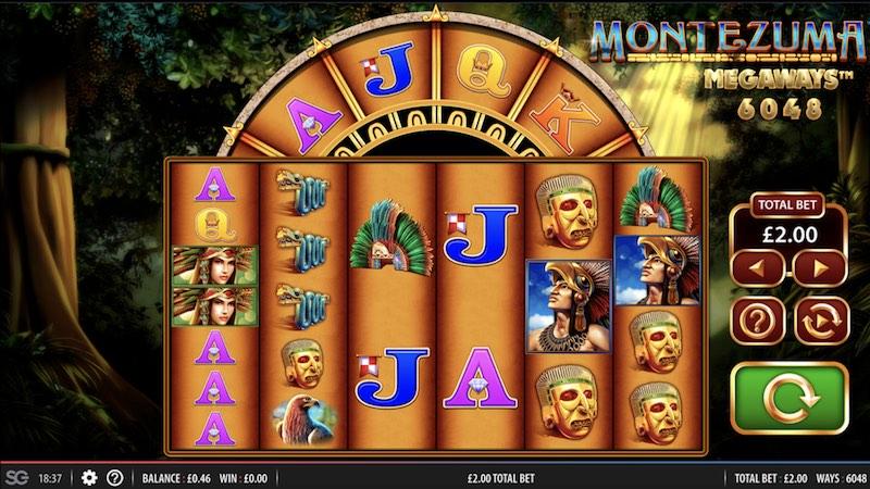 Montezuma Megaways™ Slot