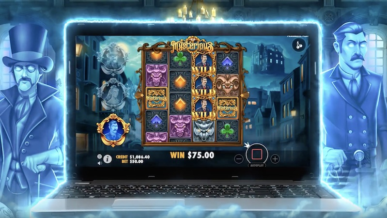 Mysterious Slot by Pragmatic Play