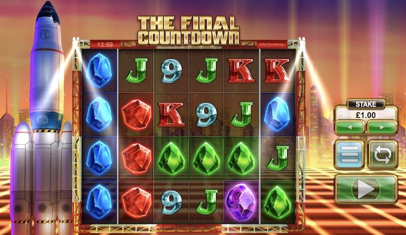 The Final Countdown - Rock n Roll